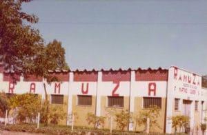 Fábrica Ramuza 1970