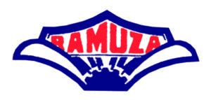 Primeira logomarca Ramuza