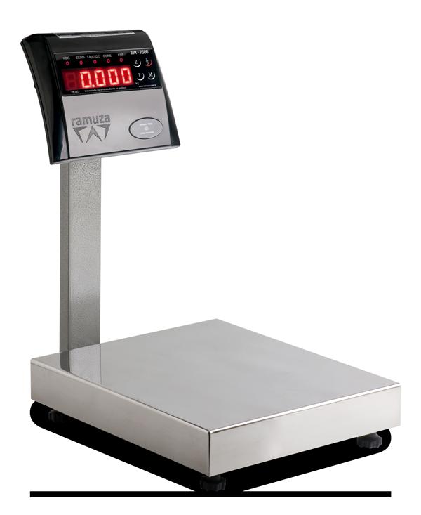 Balança Checkin-Checkout Padeiro Ramuza IDR 7500