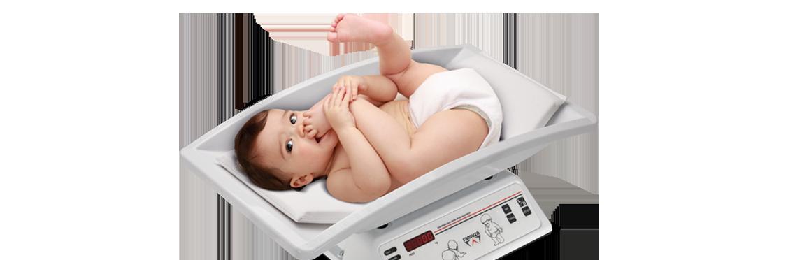Balança Pesadora Baby para Bebê Saúde Ramuza