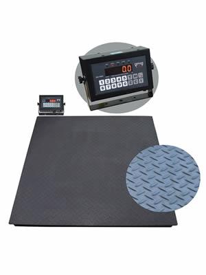 Balança Industrial 4 Células de 500kg a 4000kg Ramuza